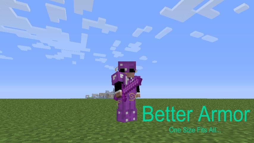 Better Armor Mod para Minecraft 1.6.2