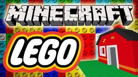 Bloques de Lego Mod para Minecraft 1.7.10