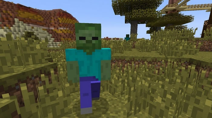 ZombieTweak Mod Captura de pantalla